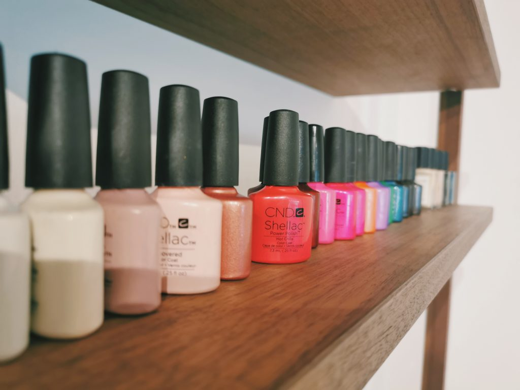 Tenfold Gel Selection - CND Shellac