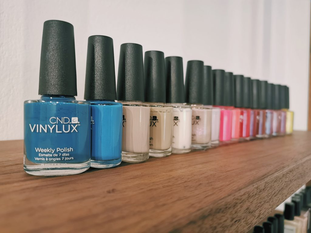 Tenfold Polish Colour Selection